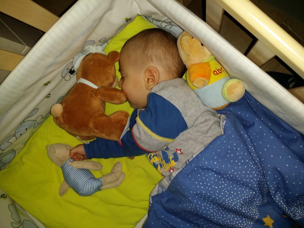 Come far dormire il bambino nella culla | Mamma e Bambino