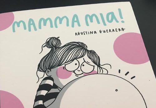 mamma-mia-libro-sulla-gravidanza-fumetti