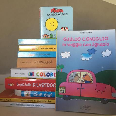 libri per bambini di due anni
