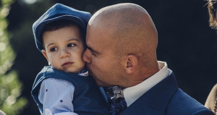 famiglia nel cuore-al matrimonio dello zio