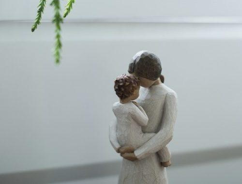 gravidanza con un secondo figlio a casa