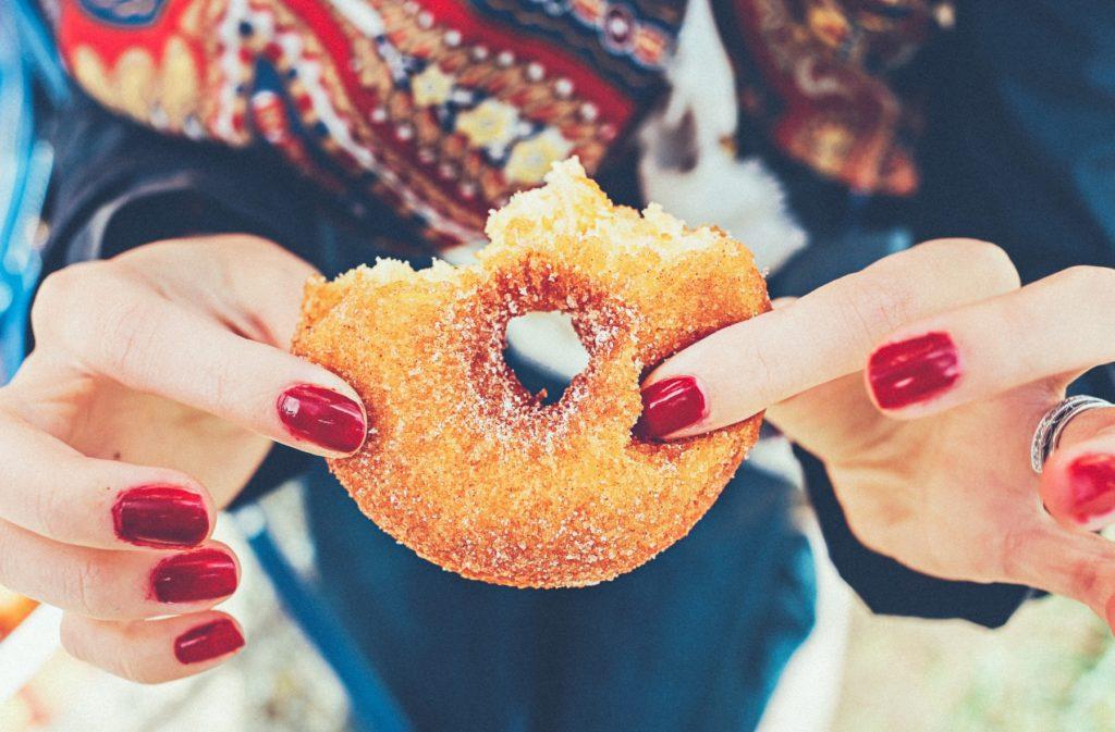 ingrassare in gravidanza: mangiare di tutto