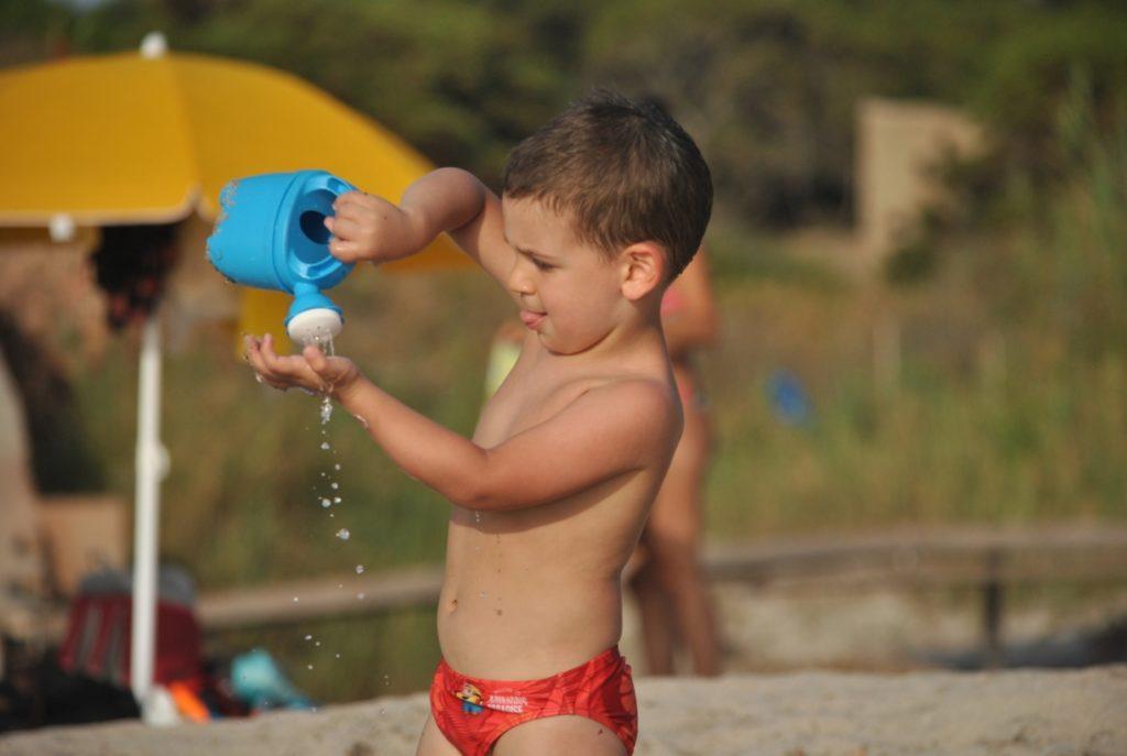 giochi in spiaggia-estate 2018