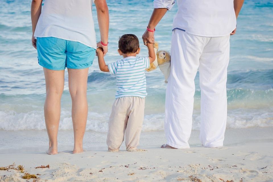 lista delle cose da portare in viaggio con bambini