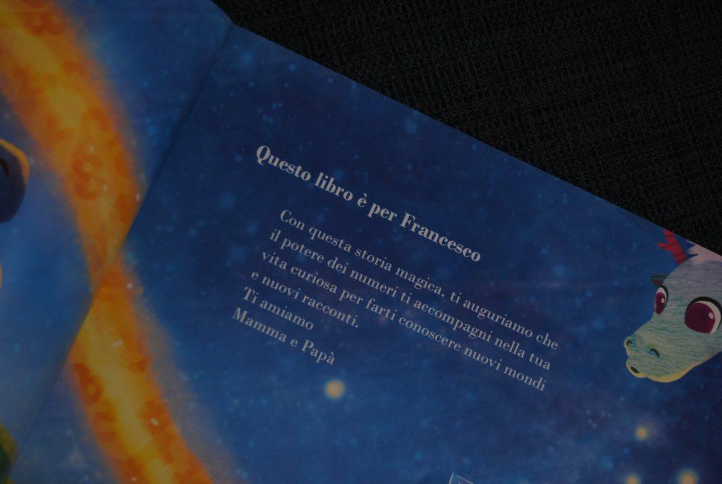 I miei numeri magici-libro personalizzato