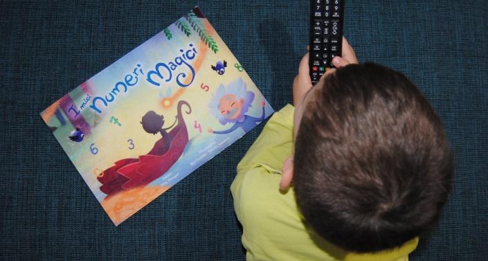 libro personalizzato per bambini-i miei numeri magici